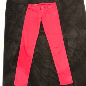 Lilly Pulitzer Worth Skinny Pants Size 00